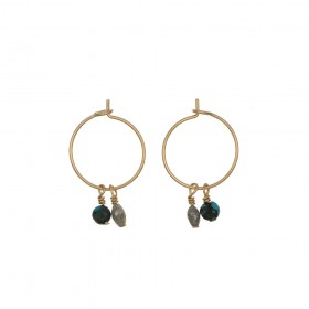 Boucles d'oreilles DIAMONDS